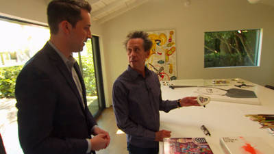 News video: Hollywood producer Brian Grazer pens 'A Curious Mind' book